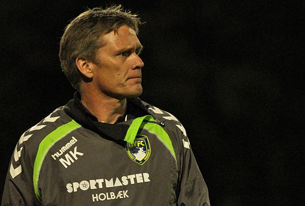 Cheftræner Mogens Krogh (Nordvest FC).