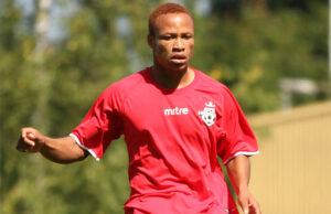 Aminu Ibrahim (FC Helsing¯r).