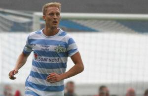 Bobby Alm Nilsson (FC Helsing¯r).