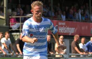 Daniel Udsen (FC Helsing¯r).