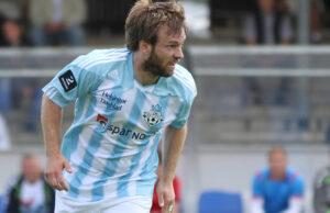 Lasse Qvist (FC Helsing¯r).